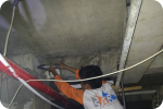 SAR DESIGN BUILD - AssessmentT Struktur Gedung Non Destructive Test (NDT) Hammer