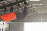 SAR DESIGN BUILD - re-Painting Hanggar Travira Air