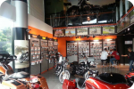 SAR DESIGN BUILD - Mabua Harley Davidson (Jakarta)