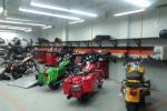 SAR DESIGN BUILD - Mabua Harley Davidson (Surabaya)